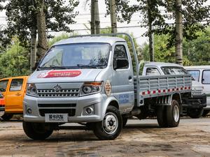 2018款T20L 1.5L 载货车单排舒适型3.6米货箱 额载1245 正侧45度