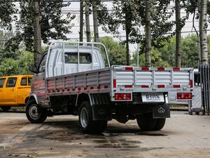 2018款T20L 1.5L 载货车单排舒适型3.6米货箱 额载1245 后侧45度