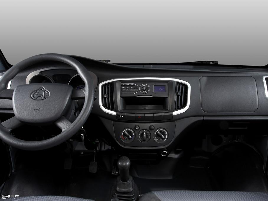 2017款神骐T201.5L 载货车单排 标准型
