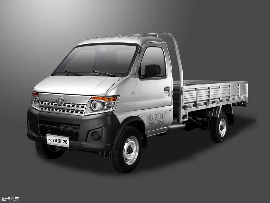 2017款神骐T20 1.5L 载货车单排 舒适型