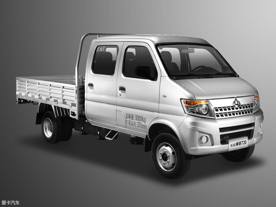 2017款神骐T201.5L 载货车双排 舒适型