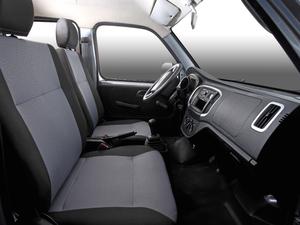 2017款1.5L 载货车单排 标准型 空间座椅
