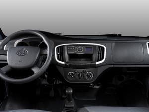 2017款1.5L 载货车单排 标准型 中控区