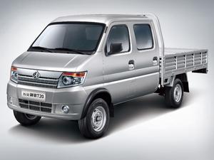 2017款1.5L 载货车双排 标准型 正侧45度