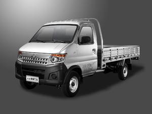 2017款1.5L 载货车单排 舒适型 正侧45度