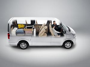 2017款1.5L 手动舒适型平顶背掀门 空间座椅