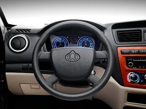 2017款1.5L 手动舒适型平顶背掀门 中控区