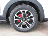 細節外觀睿行S50T輪胎