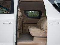 空间座椅道达V8后排空间