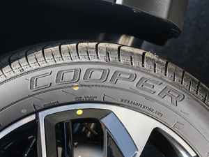 2018款1.5T 自动领航版 轮胎品牌