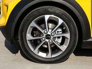 2017款引力版 轮胎