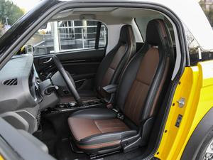 2017款引力版 前排座椅
