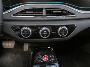 2017款原力限量版 空调调节