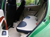空间座椅裕路EV2后排空间