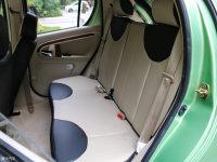 空间座椅裕路EV2后排座椅