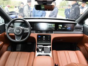 2019款增程6座版 车窗控制