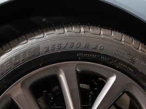 2019款增程6座版 轮胎尺寸