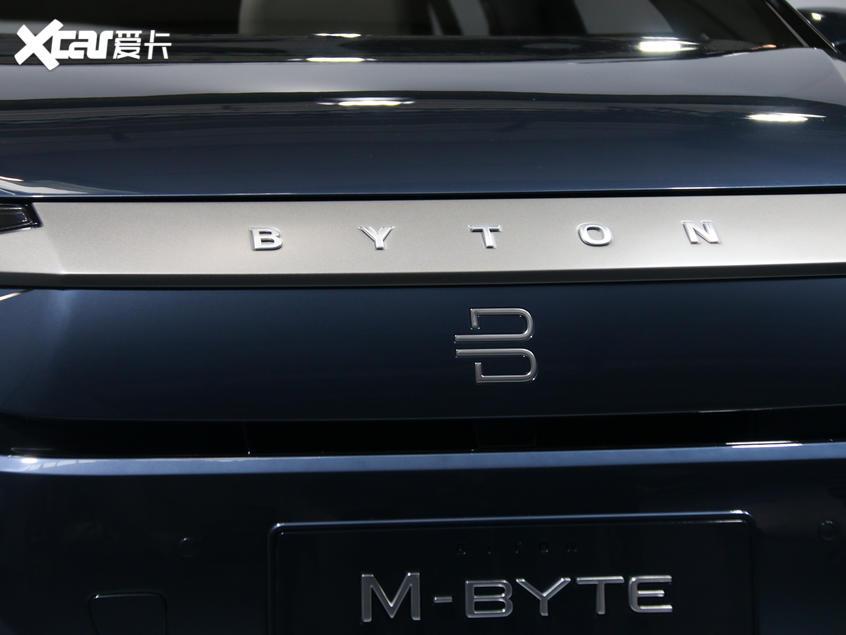 拜腾2019款M-Byte