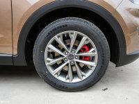 細節外觀捷途X70S輪胎