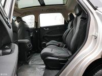 空间座椅捷途X90后排空间