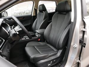 2019款1.6T DCT尊享型 6座 前排座椅
