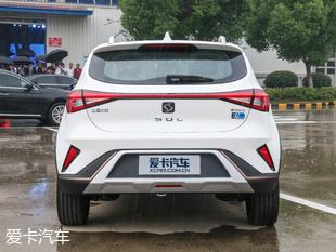 江淮大众2018款SOL E20X