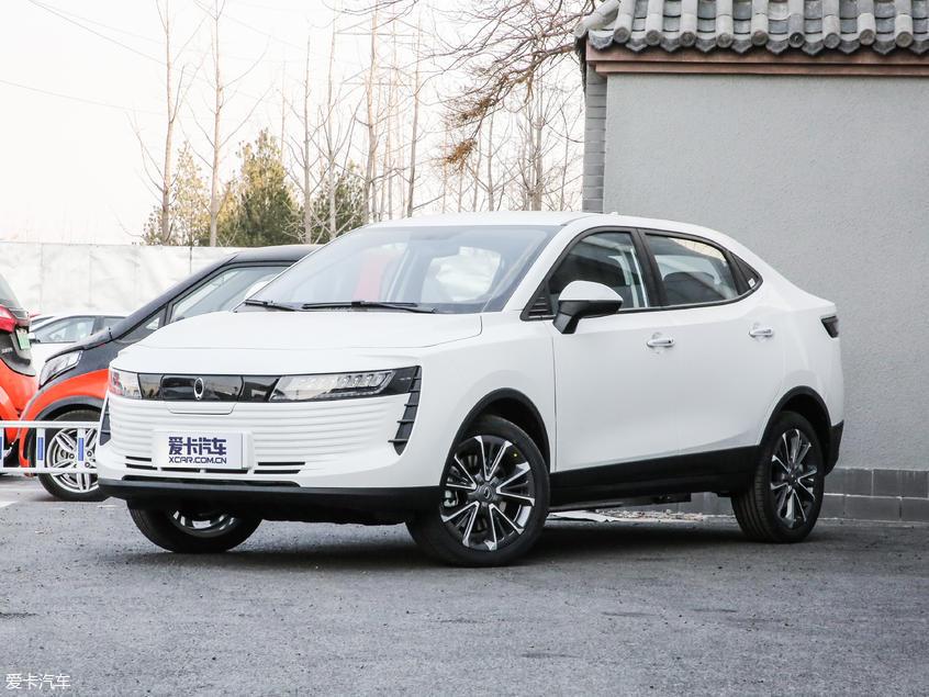长城汽车2019款欧拉iQ
