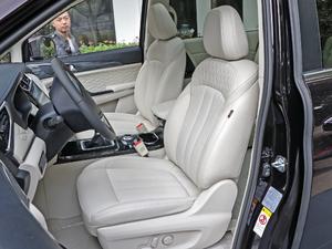 2019款1.5T 手动旗舰型 前排座椅