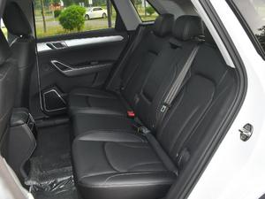 2019款2.0T 自动尊贵型 后排座椅