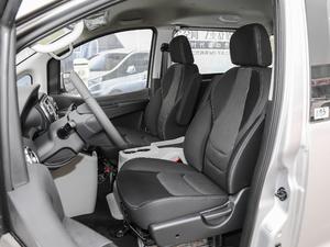 2018款宜家版 1.6L 手动豪华智能型 前排座椅