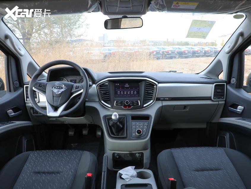 江淮汽车2019款瑞风M4