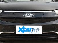 细节外观江淮iEVA60中网