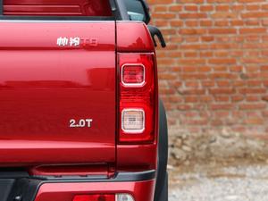 2019款探索版 2.0T 四驱尊贵型标双 汽油 尾灯