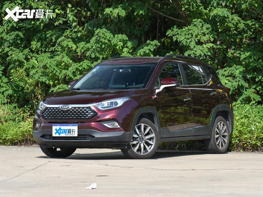江淮汽车2020款瑞风S4