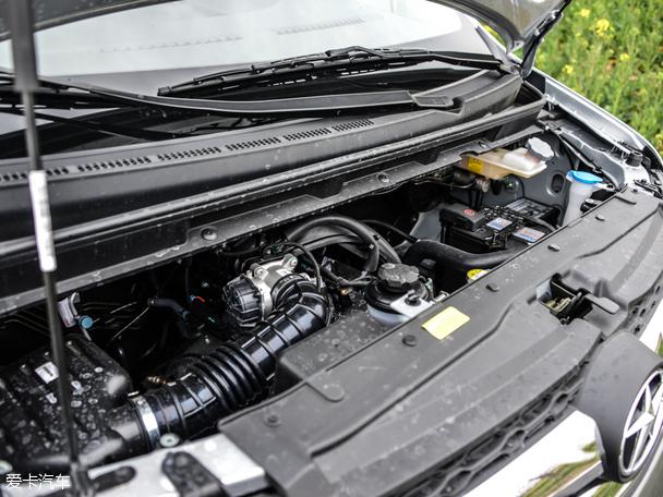 江淮瑞风M3搭载1.6L和2.0L两款自然吸气发动机.-瑞风M3拉货压力不高清图片