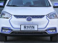 细节外观江淮iEV6S中网