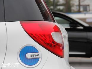 江淮汽车2017款江淮iEV6E