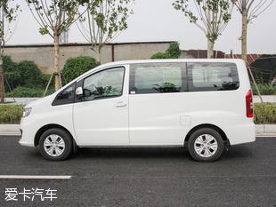 江淮汽车2016款瑞风M3
