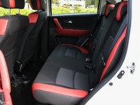 空间座椅瑞风S2 mini后排空间