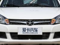 细节外观江淮iEV4中网