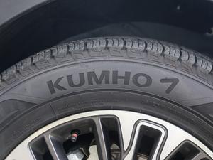 2018款超级版 251T 自动至尊型 5座 轮胎品牌