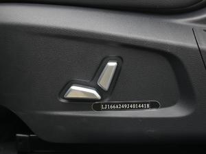 2018款超级版 251T 自动至尊型 5座 座椅调节