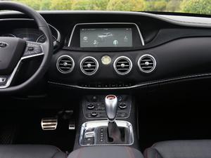 2018款超级版 251T 自动至尊型 5座 中控台