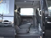 空间座椅瑞风M4混动后排空间