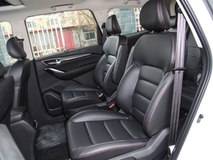 2018款1.6L 手动豪华智能型 6/7座 后排座椅