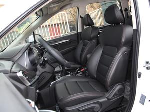 2018款1.6L 手动豪华智能型 6/7座 前排座椅