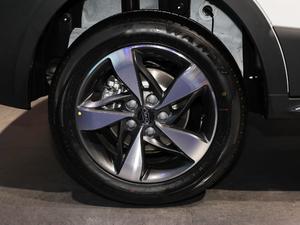 2018款1.6L CVT欧洲版 轮胎