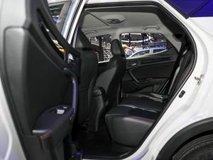 2018款1.6L CVT欧洲版 后排空间