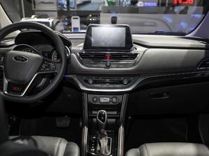 2018款1.6L CVT欧洲版 中控台
