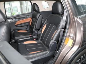 2019款1.5T 手动智联型 后排座椅